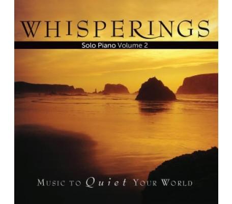 Whisperings Solo Piano Volume 2 CD
